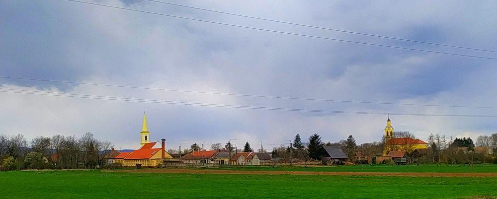 Szakony község